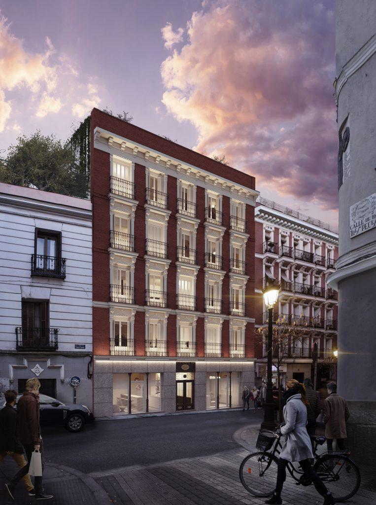 edificios rehabilitados Madrid
